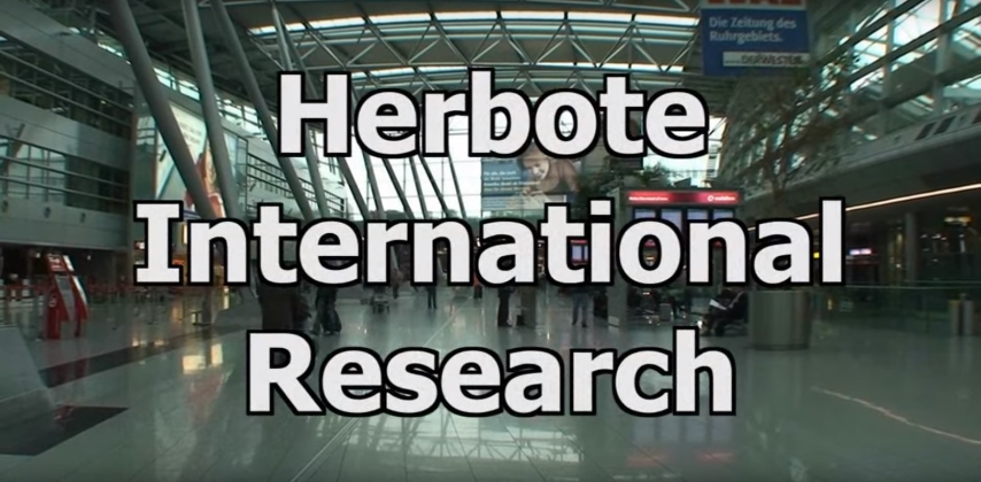 Image Video Herbote International Research